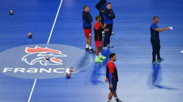 Hand: la France avec le Portugal, la Lituanie et la Roumanie en qualifs de l'Euro-2020