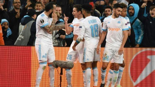Europa League: Marseille et Salzbourg survoltés, Arsenal et Atlético ont tremblé
