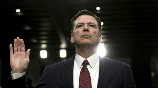 """Trump, un menteur invétéré au comportement """"mafieux"""" selon l'ex-chef du FBI"""