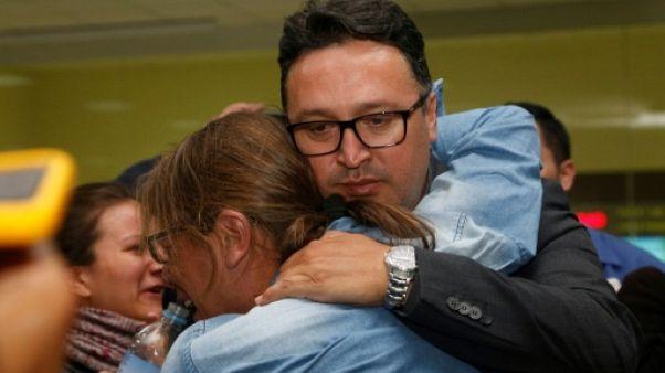 Equateur: craintes pour la vie d'une équipe de journalistes enlevés