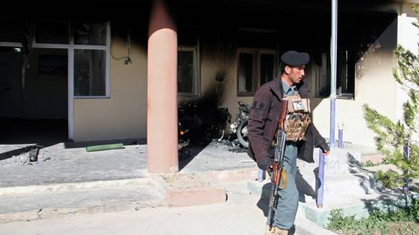 طالبان تقتل 10 من قوات الأمن في إقليم هرات الأفغاني