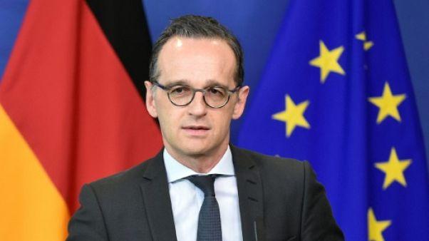 Syrie: l'UE doit accroître la pression sur la Russie (Berlin)