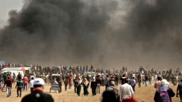 Nouvelles violences à la frontière entre Gaza et Israël