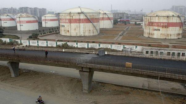 التوترات التجارية قد تعزز وتيرة زيادة مخزون الصين الاستراتيجي من النفط