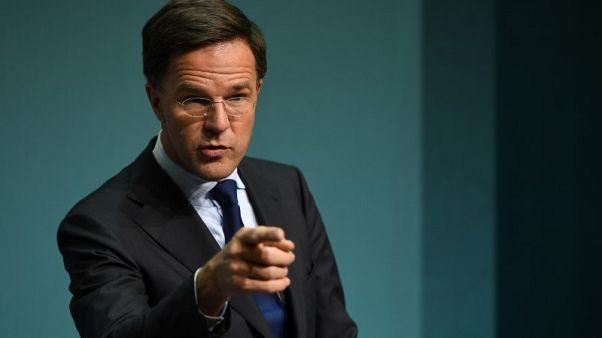 هولندا لا تبحث المشاركة في عمل عسكري محتمل في سوريا