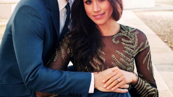 الأمير هاري وخطيبته ميجان يختاران مصور حفل الزفاف