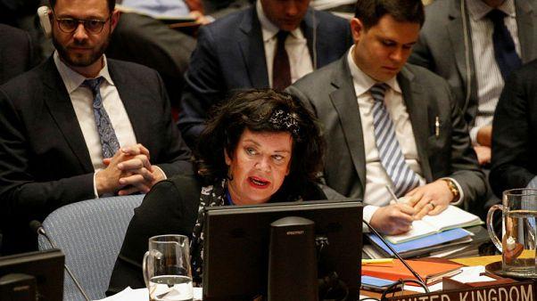 """مبعوثة: اتهام روسيا لبريطانيا بالضلوع في هجوم كيماوي بسوريا """"كذب فج"""""""