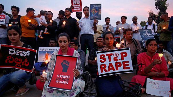 نشطاء يدعون لمظاهرات في الهند احتجاجا على اغتصاب طفلة مسلمة وقتلها