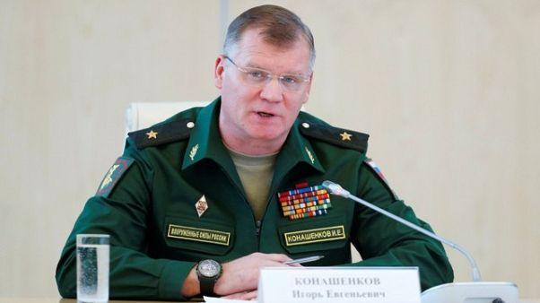 روسيا تقول إن بريطانيا ساعدت في تلفيق هجوم كيماوي في سوريا