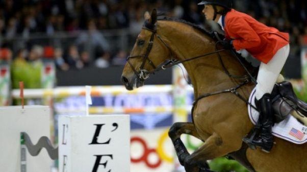 Equitation: Madden se détache en finale de la Coupe du monde de saut