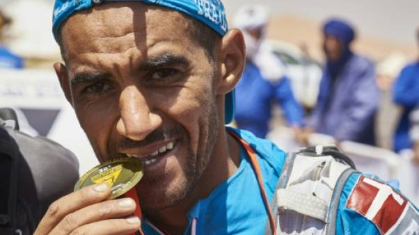 Marathon des Sables: le Marocain El Morabity signe une 6e victoire