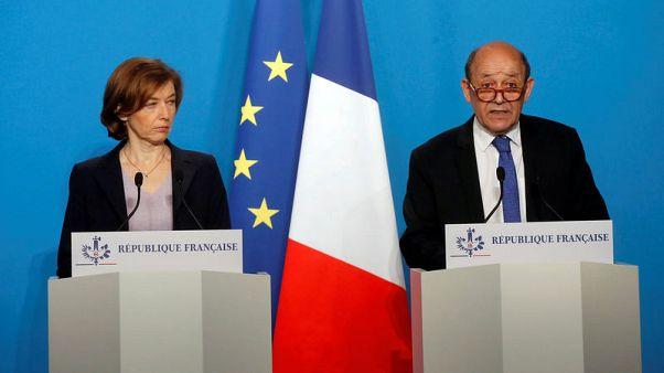 فرنسا تأمر بعمل عسكري في سوريا جنبا إلى جنب مع أمريكا وبريطانيا