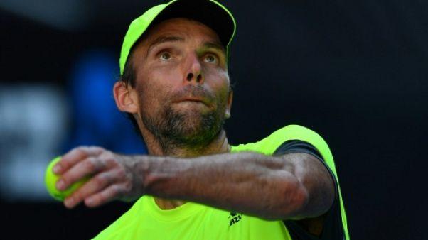 Tennis: le vétéran Karlovic se hisse en demi-finales à Houston