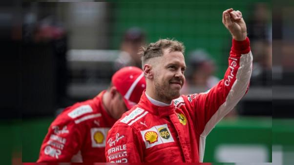 GP de Chine: Vettel en pole, alerte rouge pour Mercedes