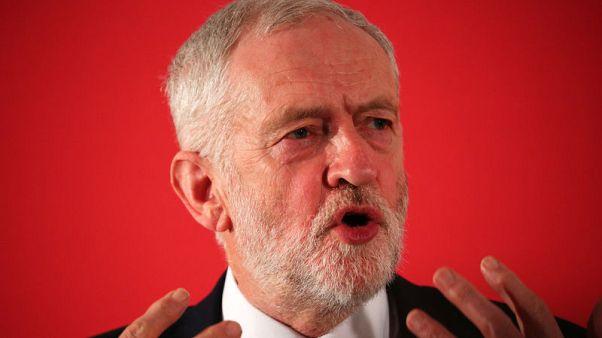 كوربين: لا أساس قانوني لهجوم بريطانيا على سوريا