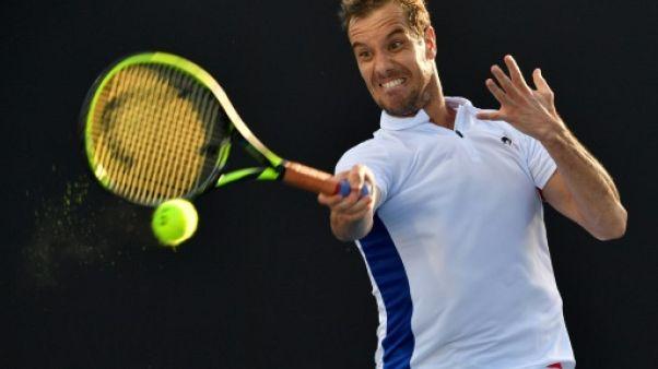 Tennis: Gasquet bat Simon et va en demi-finales à Marrakech