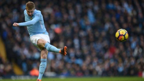 Angleterre: De Bruyne, Salah et Kane dans les nommés pour le Joueur de l'année