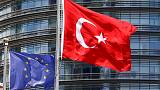 Turkey taking 'huge strides' away from European Union - top EU official