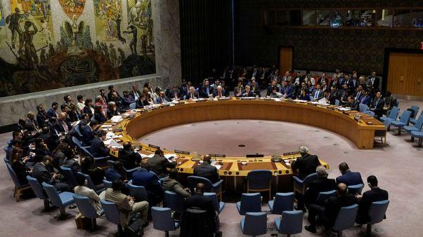 مجلس الأمن يرفض مشروع قرار من روسيا للتنديد بالهجوم على سوريا