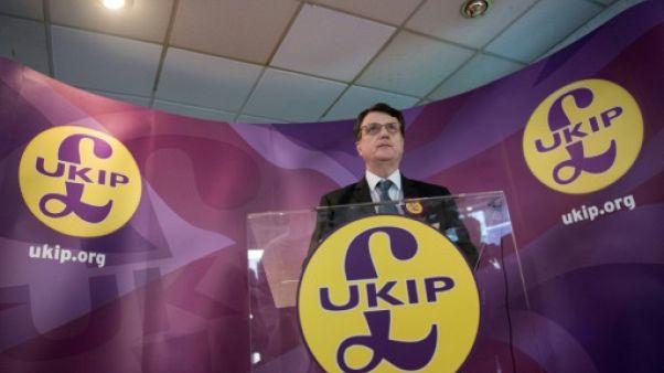 Ukip: nouveau chef pour le parti europhobe, le quatrième en deux ans