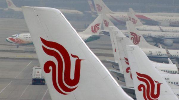 الخطوط الجوية الصينية تغير وجهة رحلة بسبب تهديد راكب للطاقم بقلم حبر