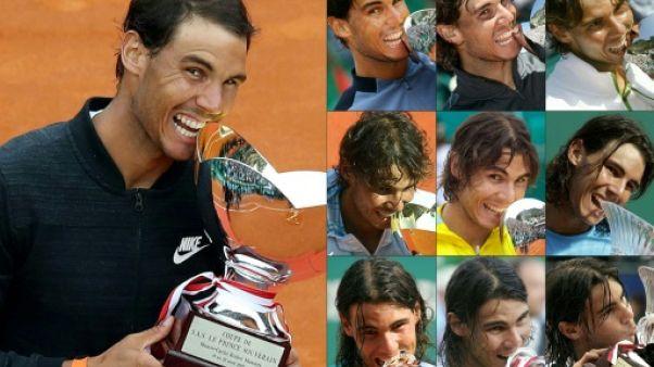 """Tennis: Rafael Nadal et la """"Undécima"""" à Monte-Carlo"""