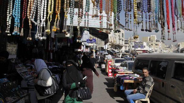 انخفاض معدل التضخم في الأردن إلى 0.43% في مارس