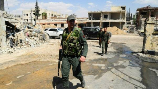Début de l'enquête internationale sur l'attaque chimique présumée en Syrie