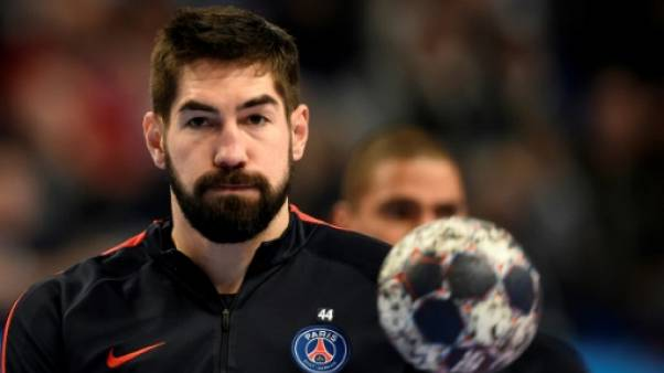 Hand: le Paris SG en finale avec Nikola Karabatic