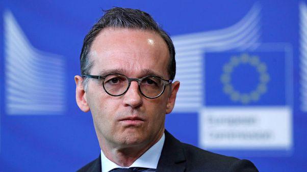 وزير خارجية ألمانيا يقول إن على روسيا تغيير سلوكها