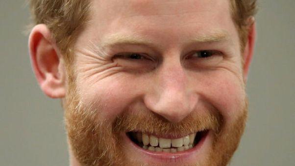 ملكة بريطانيا تعين الأمير هاري سفيرا لشبان الكومنولث