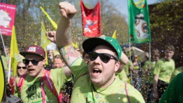 Allemagne: reprise des négociations salariales dans la fonction publique