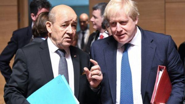 Syrie: l'UE compte ses divisions face à la Russie