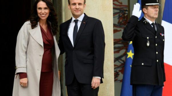 Macron: Paris et Washington en phase sur la fin de l'engagement militaire en Syrie