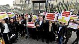 Flash mob avvocati, no gestione separata