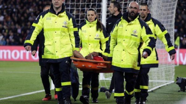 Equipe de France: Monaco confirme une lésion du genou pour Sidibé