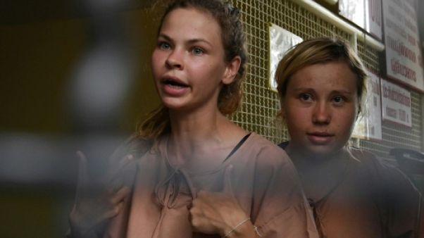 Thaïlande : procès d'une call-girl bélarusse assurant avoir des révélations à faire sur Trump et Moscou