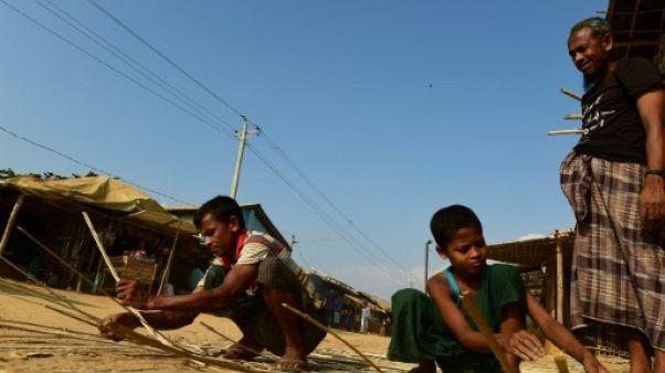 Les Rohingyas réfugiés au Bangladesh sceptiques sur leur retour en Birmanie