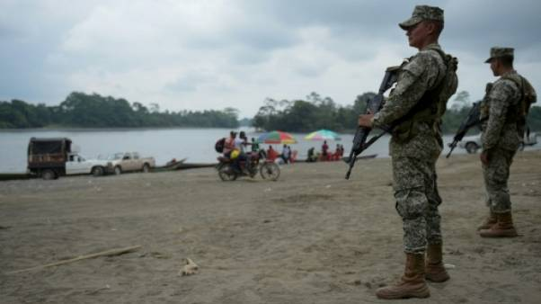 Une frontière narco: la réalité derrière le meurtre de journalistes équatoriens