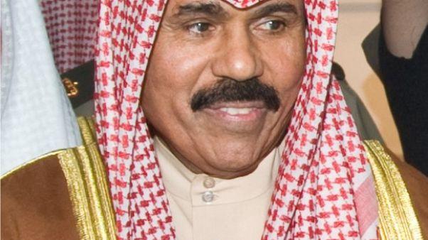 ولي العهد الكويتي يتوجه إلى أمريكا لإجراء فحوص طبية