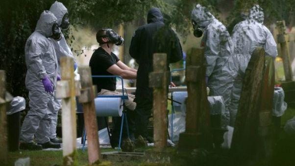 Empoisonnement des Skripal: début des opérations de nettoyage à Salisbury