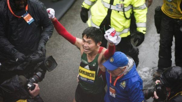 Marathon de Boston: Kawauchi salué au Japon pour son exploit et sa personnalité
