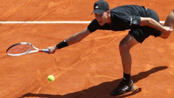 Tennis: retour gagnant pour Dominic Thiem, à Monte-Carlo