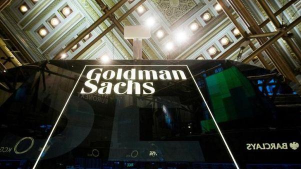 أرباح جولدمان الفصلية ترتفع 27% مع نمو إيرادات التداول