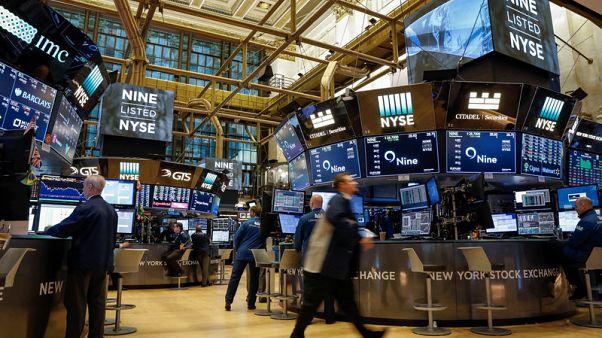 الأسهم الأمريكية تفتح مرتفعة بفضل نتائج قوية