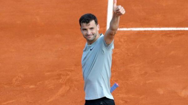 Tennis: Dimitrov a cravaché contre Herbert