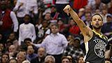 NBA: le maillot de Steph Curry est le plus vendu, pour la 3e année d'affilée