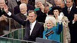 Décès à 92 ans de Barbara Bush, mère et femme de présidents