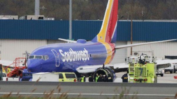Un mort après une défaillance de moteur sur un vol New York-Dallas