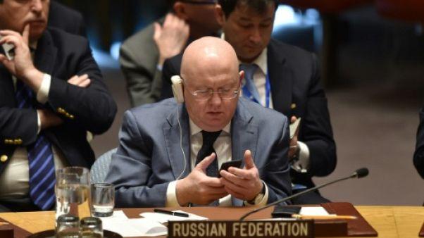 """Résolution Syrie à l'ONU: critiques russes, """"discussions constructives"""" pour Paris"""